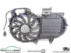 AUDI A4 B7 1.8T/1.9/2.0 TDI/TFSI SINGLE ENGINE RADIATOR FAN & COWLING 2005-2008