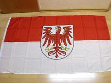 Fahne Flagge Brandenburg Neu - 90 x 150 cm