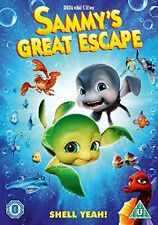 Sammy's Great Escape [DVD] [2013]  Brand new and sealed