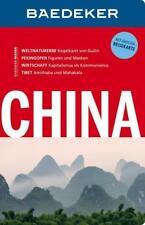 Baedeker Reiseführer China von Hans-Wilm Schütte (2014, Taschenbuch)