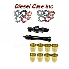 TOOL RENTAL of 7.3 7.3l POWERSTROKE INJECTOR SLEEVE REMOVAL & INSTALL KIT