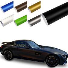 5?/m² Autofolie Matt Blasenfreie Luftkanal Auto Folie selbstklebend Car Wrapping