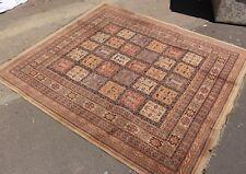 Persian LARGE Wool Handmade Rug (203 cm x 228 cm) - 250