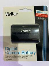 Vivitar LP-E6N Rechargeable Battery