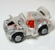 Micro Machines Porsche 959 clear Xray deluxe opening parts