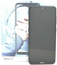 "USED - Nokia 7.2 TA-1196 Dual Sim 128GB (FACTORY UNLOCKED) 6.3"" 6GB RAM 48MP"