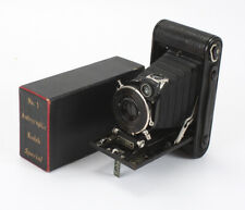 KODAK NO. 1 AUTOGRAPHIC SPECIAL, 110/6.3 K.A., BOXED, ISSUES, AS-IS/cks/198772