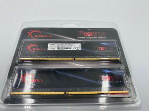 G.SKILL FORTIS Series 16GB (2 x 8GB) 288-Pin DDR4 SDRAM DDR4 2400 (PC4 19200) AM