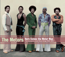 The Meters : Here Comes the Meter Man: The Complete Josie Recordings 1968-1970