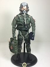 1/6 DRAGON F-15 EAGLE MODERN FIGHTER PILOT+STAND+FLIGHT BAG DID BBI RC
