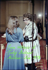 Jane Withers 1978 Judy Garland Auction Candid 5 x 7 Color Photo From Negative!
