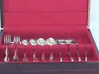 Oneida Community Flatware *CANTATA* 60 Piece Set - USA 12 places -Stainless 18/8