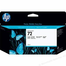 HP 72 Photo Black C9370A DesignJet T610 T770 T790 T1100 T1120 T1200 -OVP 05/2014