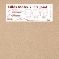 """dude26, Eloquent & IAMPAUL - Edles Motiv / E' (Vinyl 12"""" - 2020 - DE - Original)"""