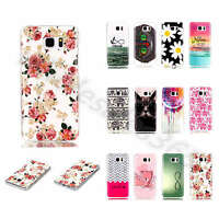 For Sony Ericsson/LG Luxury Glossy Back Case TPU Soft Silicone Rubber Gel Cover
