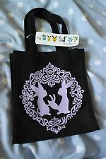 Pokemon Center Japan OFFICIAL Espeon Umbreon Mini Tote Bag LIMITED RARE