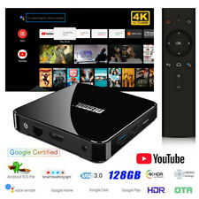 MECOOL KM3 4K TV Box Android 9.0 Google Voice Control 4GB+128GB S905X2 Bluetooth