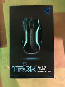 Razer TRON Disney Gaming Mouse BRAND NEW RARE