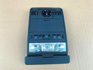 Porsche Cayenne Turbo S 2005 9PA 955 Roof Console Map Light Glasses 7L5868403