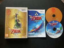 The Legend of Zelda Skyward Sword Edición Limitada WII PAL ESPAÑOL
