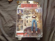Claire Redfield Resident Evil Code Veronica figura Palisades Capcom 2001