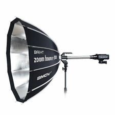 SMDV BRiHT Zoom Bounce-100 Soft Box Speed Box Flash Lamp Light Camera Diffuser