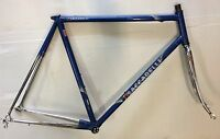 Telaio Bici Acciaio Saccarelli Road Bike steel Frame Columbus 56 Made In Italy