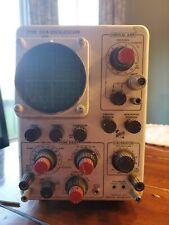 Vintage Tektronix Type 310a Oscilloscope