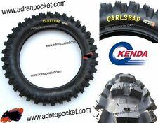 Pneu arrière Kenda Carlsbad 80/100-12 Dirt Bike