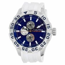 Nautica N15567G BFD 100 Multifunction Blue Dial Men's Watch
