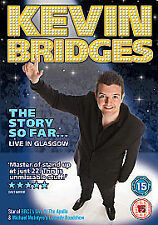 Kevin Bridges - The Story So Far Live In Glasgow (DVD, 2010)164N