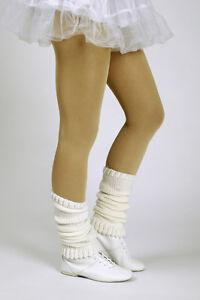 Tanz Cheerleader Sumatra Champagner Strumpfhose Glanz 70den Tanzstrumpfhose