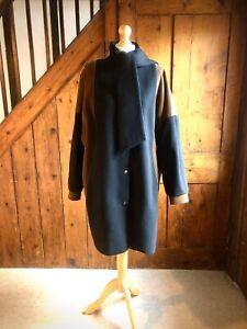 Vintage 1980's Cashmere Mix Coat