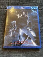 Freddy vs. Jason Bluray - Canadian import - Region A - Sealed!