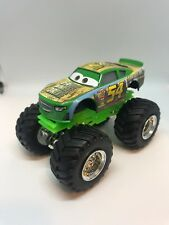 Disney Pixar Cars 3 Mash Up Monster Trucks Faux Wheel Drive #54 Tommy Highbanks