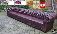 Chesterfield Rochester KC Claridge 4 Meter Sofa 2018 D100