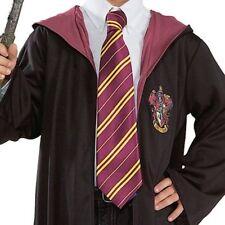 Corbata Harry Potter con ajuste elástico