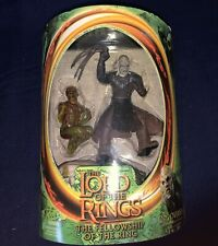 New ListingLord of the Rings Fellowship of the Ring Orc Overseer Whip Figure New Toy Biz