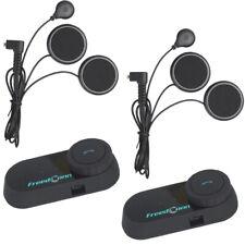 TCOM-SC 1000M 3Riders Motorcycle Bluetooth Intercom Helmet Headset Interphone FM