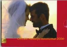 Nederland 1 cent / 2 euro 2004 : Huwelijksset