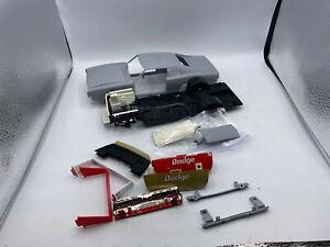 Ertl 1969 Dodge Charger Body & Door Etc Parts Lot 1/18 Scale Diecast