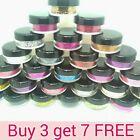 Glitter Pots BUY 3 Get 7 FREE!!! Eye Shadow Lip Temp Tattoo Nail Craft Face Body