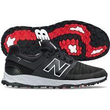 NEW 2020 New Balance Fresh Foam Link SL Golf Shoe Black CHOOSE Size and Width...