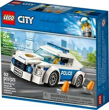 LEGO City Police Patrol Car Set (60239) - New In Box In Hand - Blue Lives Matter