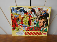 FLASH GORDON vintage character jigsaw puzzle WHITMAN 224 pieces, complete, 1978
