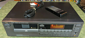 JVC 6 Disc CD Player XL-M407 W/ Remote & TESTED