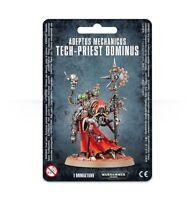 Warhammer 40K Adeptus Mechanicus Tech-Priest Dominus AM
