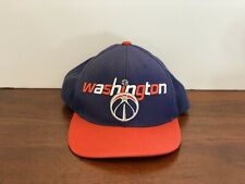 buy cheap attractive price pretty cool Mitchell & Ness Washington Wizards Sports Fan Cap, Hats for sale ...