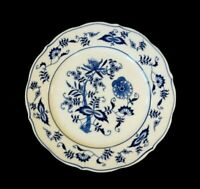 Beautiful Blue Danube Japan Salad Plate