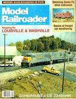 Model Railroader Magazine - September 1991